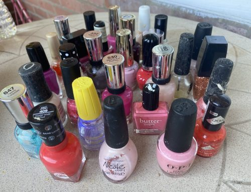How to Recycle / Become More Sustainable – Nail Polish